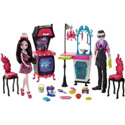 Set 2 Papusi Mattel Monster High Monster Family of Lagoona Blue