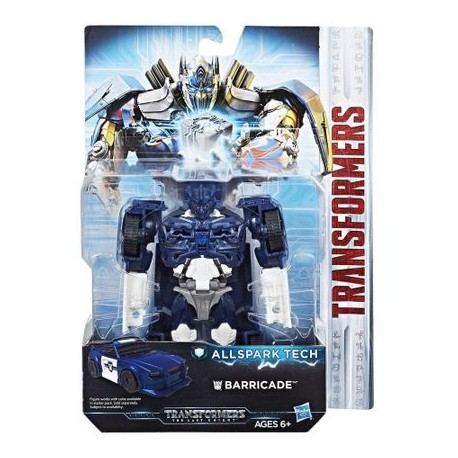 Transformers MV5 The Last Knight  Premier Deluxe - Barricade