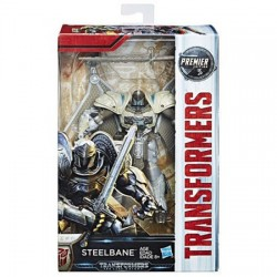Robot Transformers MV5 Deluxe Steelbane