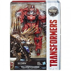 Figurina Hasbro Transformers The Last Knight Premier Edition Voyager Class Scorn