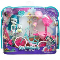 Papusa Mattel EnchanTimals, Bree Bunny