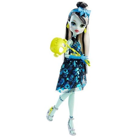 Monster High - păpușă balerina  Moanica Dkay