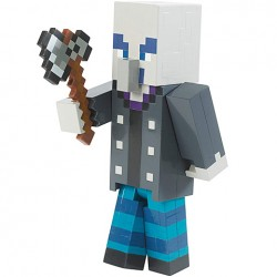 Figurina Minecraft: Action Figure Tame-Able Wolf
