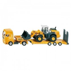 Low Loader with four wheel loader