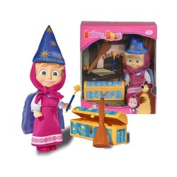Masha and the Bear - Masha cu set Magic