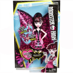 Păpușa Draculaura Monster High Dance The Fright Away