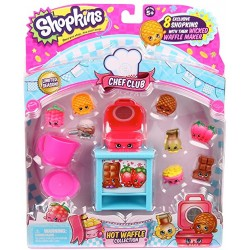 Shopkins (S6) - Chef Club set de joacă - Hot Waffle