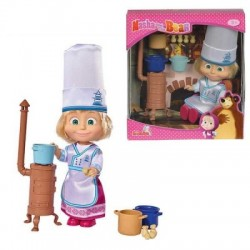 Masha and the Bear - Masha Cooking Fun