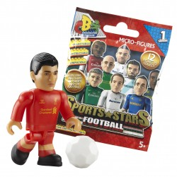 Micro Figurine Football Sports Stars (compatibile Lego) - 12 modele