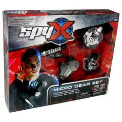 SPY X - Set de dispozitive hi-tech
