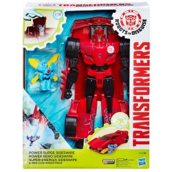 Transformers - Power Surge Sideswipe
