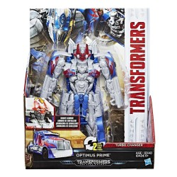 Transformers MV5 Knight Armor Turbo Changers - Optimus Prime