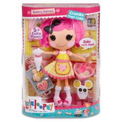 Păpușa Lalaloopsy 30 cm - Crumbs Sugar Cookie
