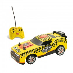 Masinuta Hot Wheels, cu telecomanda, Fast Fish, 1:28, 8 Km/h