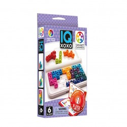 Joc Smart Games Iq XOXO, 6 ani +