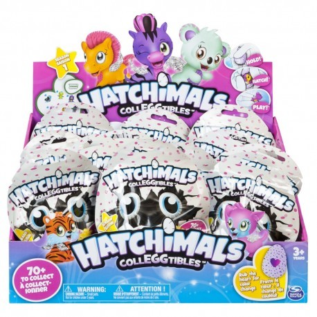 Hatchimals CollEGGtibles - suport ou 12 bucati