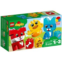 10858 - LEGO Duplo My First Puzzle Pets