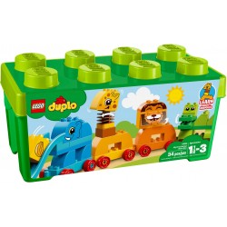 10863 - LEGO Duplo My First Animal Brick Box