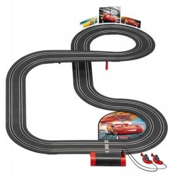 Pista circuit 3,5 m Cars 3 Carrera First