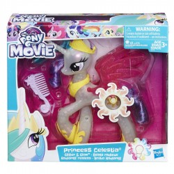 Figurina Princess Celestia Glitter and Glow