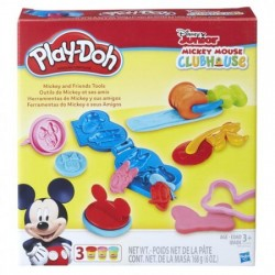 Set de joaca Hasbro Play Doh Disney Mickey and Friends Tools