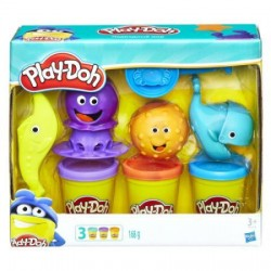 Set Play-Doh Ocean Tools