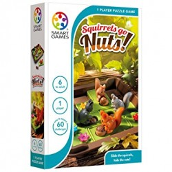 Joc Smart Games Squirrels Go Nuts