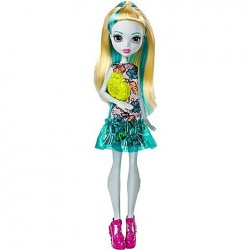 Papusa Mattel Monster High Lagoona Blue