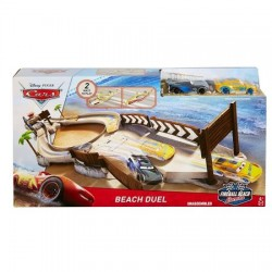 Set de joaca Mattel Cars Fireball Beach
