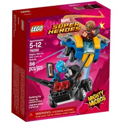 76090 - LEGO Super Heroes Mighty Micros: Star-Lord vs. Nebula