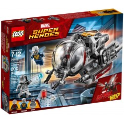 76109 - LEGO Marvel Super Heroes Exploratorii Taramului Cuantic