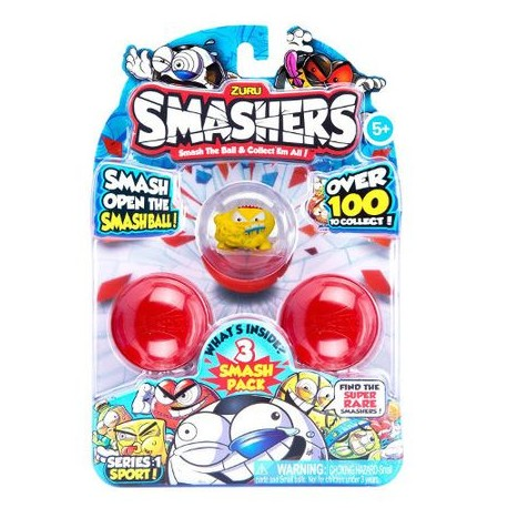 Set Zuru 8 Figurine in Mingiute Smashers