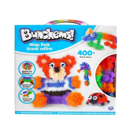 Bunchems! - Set creativ 60+ buc. - Treats Friendises