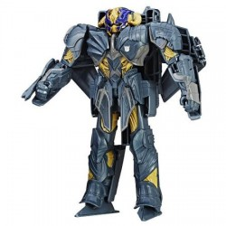 Transformers MV5 Knight Armor Turbo Changers - Megatron