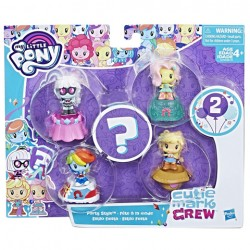 Set figurine My Little Pony Cuties Party Style