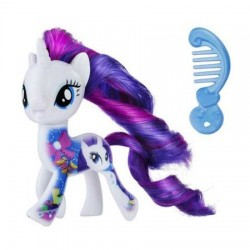 Figurina My Little Pony Friends - All About Rarity