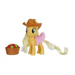 Figurina Hasbro My Little Pony Applejack, Colectia School of Friendship