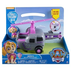 Elicopter si Figurina Spin Master Paw Patrol Skye's