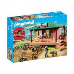 Joc Playmobil Safari - Zona Silvica si Animale 6936