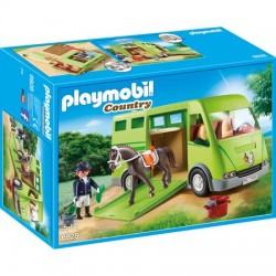Joc Playmobil Country, Transportor de cai