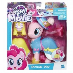 Jucarie My little pony Pinkie Pie Snap on Fashion E1001 Hasbro