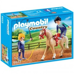 Set Playmobil Country - Lectie Calarie 6933