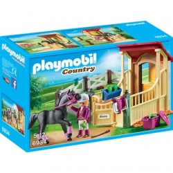 Joc Playmobil Country, Grajd si cal arab