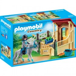 Joc Playmobil Country, Grajd si cal Appaloosa