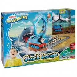 Set de joaca Fisher-Price, Thomas & Friends Shark Escape