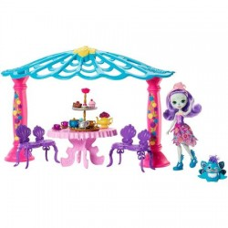 Set de joaca Mattel EnchanTimals In Gradina