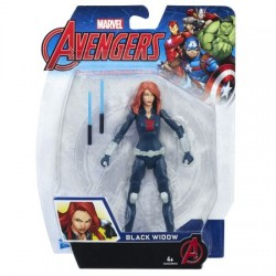 Figurina Avengers, Black Widow, 15 cm