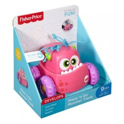 Masinuta Fisher-Price Monster Roz