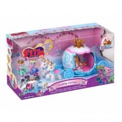 Set de joaca Filly Wedding Carriage - Trasura de nunta