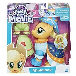 Set Hasbro My Little Pony The Movie - Figurina Applejack cu Accesorii